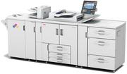 Продам скоростной промышленный ч/б принтер Рико про 1356ex апрель 2011
