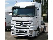 грузовики из германии с пробегом от2000 евро