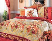 Постельное бельё  и постельные принадлежности со скидкой 25%!