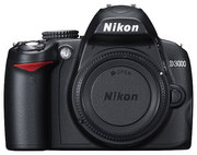 Nikon D3000 body
