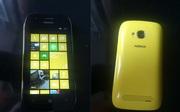 Продам смартфон Nokia Lumia 710 (жёлтый)