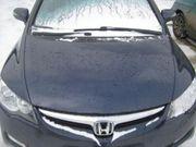 Разбираем марку Honda Civic 4d б/у запчасти
