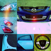 Авто разбор Mazda 3 хэт б/у запчасти