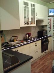 кухонный гарнитур из Икеи