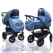 Продам коляску Anmar Marsel