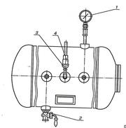 Воздухосборник-1080.19.200-1С