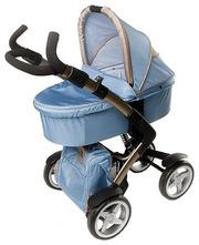 Детская коляска ABC Design 4 Tech ЗИМА/ЛЕТО