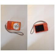 Продам фотоаппарат Sony Cyber-Shot orange