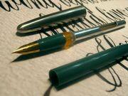 Ручка перьевая антиквар Wing Sung #233 VIP стиль