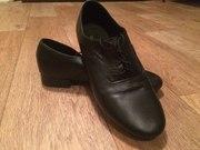 туфли муж для бальных танцев