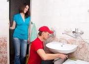 сантехработы,  сантехнические работы,  замена сантехники,  установка сант