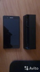 Продаю телефон Sony xperia z (c6603) Б/У в хорошем качестве