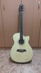 Продам электроакустическую гитару OscarSchmidt