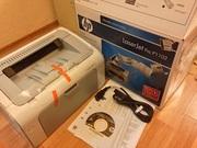 Принтер hp pro 1102 новый с гарантией 3 года