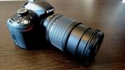 Продам Nikon D3200 18-105 VR Kit