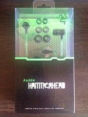 Новые наушники Razer Hammerhead Pro
