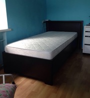 Кровать под матрас 90х200