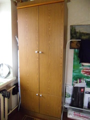 мебельный шкаф (2-х дверный)