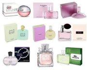 Много парфюма оригинал