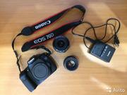 Canon EOS 70D + yongnuo 35MM F2 + helios 44-2
