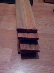 Наличник фигурный,  деревянный цельный (сосна)
