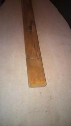 Дощечка строганая (нестандарт),  сосна,  толщина 15 - 20 мм