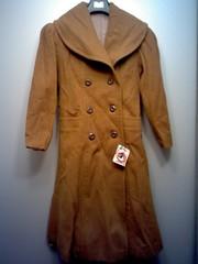 Пальто женское демисезонное (двубортное,  однобортное),  шерсть 100%