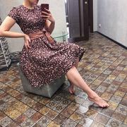 Вечернее платье на выпускной,  ручной работы